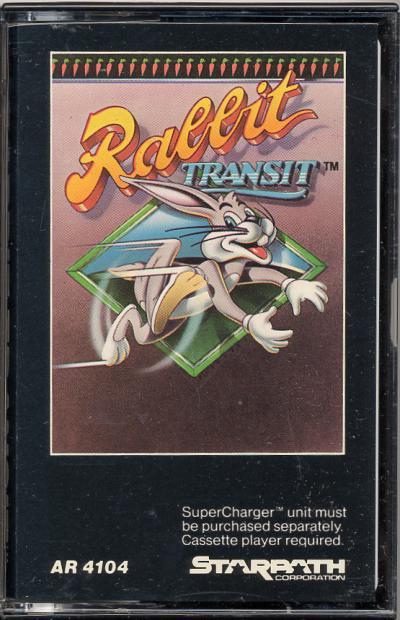 Rabbit Transit - Cartridge Scan