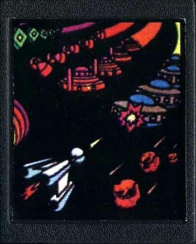 Radar - Cartridge Scan