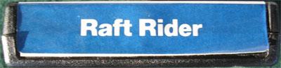 Raft Rider - Cartridge Scan
