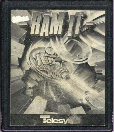 Ram It - Cartridge Scan