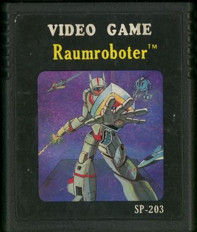 Raumroboter - Cartridge Scan
