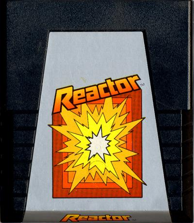 Reactor - Cartridge Scan