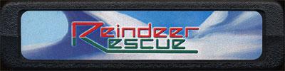 Reindeer Rescue - Cartridge Scan