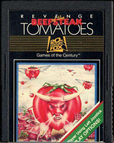 Revenge of the Beefsteak Tomatoes - Cartridge Scan