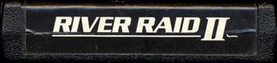 River Raid II - Cartridge Scan