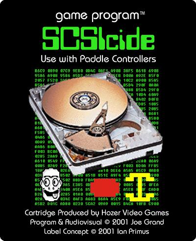 SCSIcide - Cartridge Scan