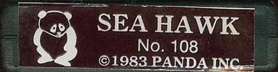 Sea Hawk - Cartridge Scan