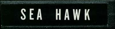 Sea Hawk - Cartridge Scan