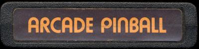 Arcade Pinball - Cartridge Scan