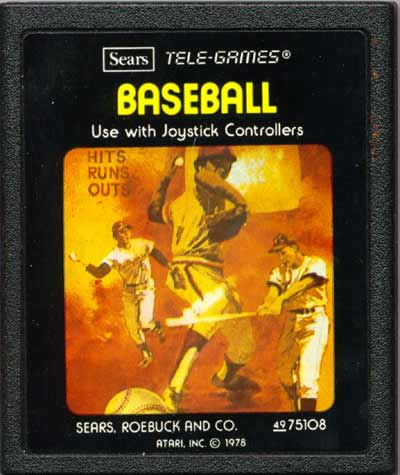 Baseball - Cartridge Scan