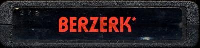 Berzerk - Cartridge Scan