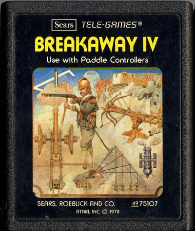 Breakaway IV - Cartridge Scan