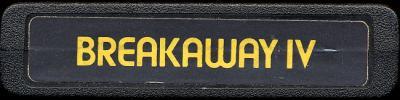 Breakaway IV - Cartridge Scan