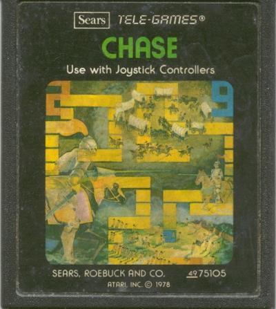 Chase - Cartridge Scan
