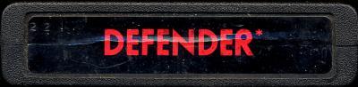 Defender - Cartridge Scan