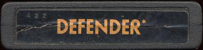Defender - Cartridge Scan