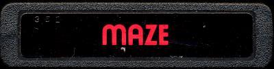 Maze - Cartridge Scan