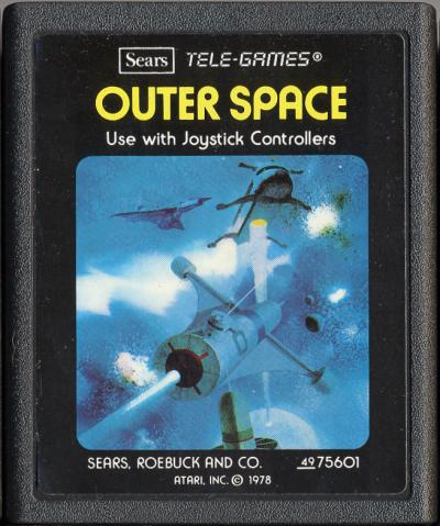 Outer Space - Cartridge Scan