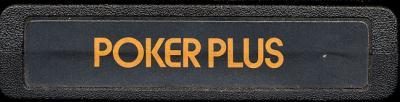 Poker Plus - Cartridge Scan