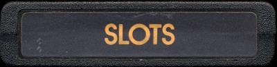 Slots - Cartridge Scan