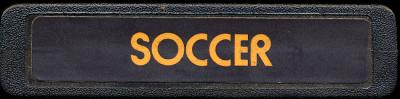 Soccer - Cartridge Scan