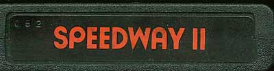 Speedway II - Cartridge Scan