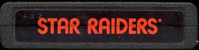 Star Raiders - Cartridge Scan