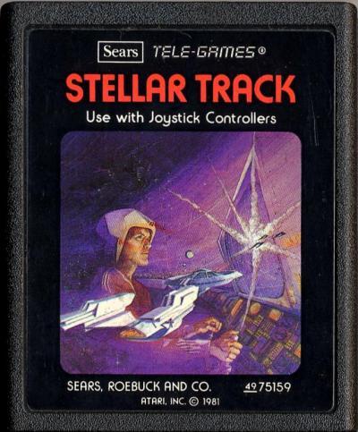 Stellar Track - Cartridge Scan