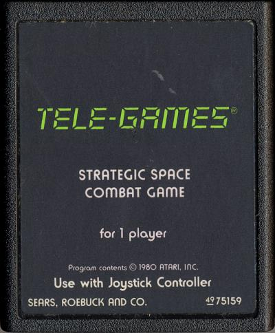 Stellar Track - Cartridge Scan