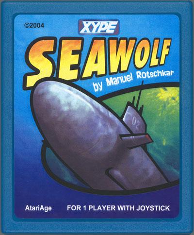 Seawolf - Cartridge Scan