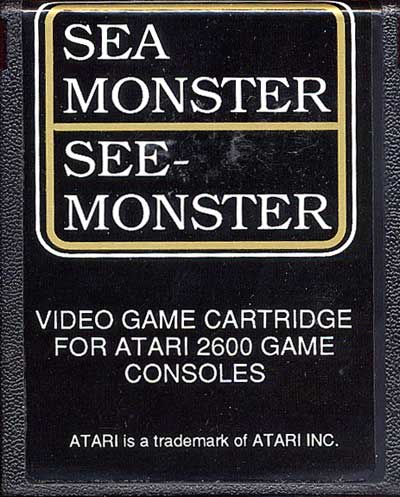 See-Monster - Cartridge Scan