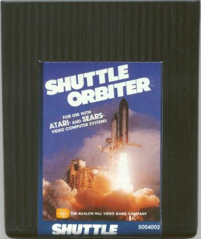 Shuttle Orbiter - Cartridge Scan