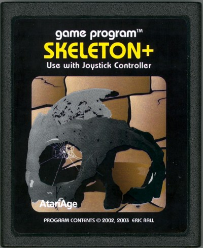 Skeleton+ - Cartridge Scan
