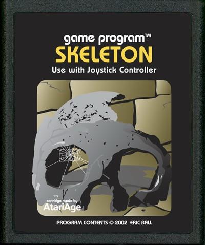 Skeleton - Cartridge Scan