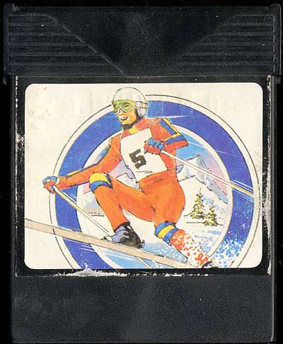 Ski - Cartridge Scan