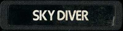 Sky Diver - Cartridge Scan
