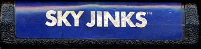 Sky Jinks - Cartridge Scan