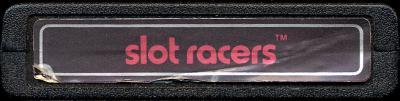 Slot Racers - Cartridge Scan