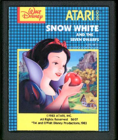 Snow White - Cartridge Scan