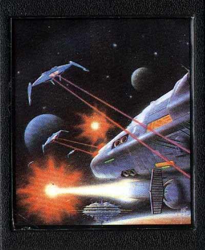 Space Adventure - Cartridge Scan
