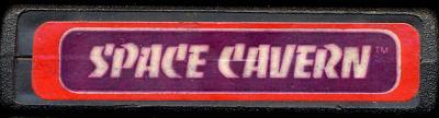 Space Cavern - Cartridge Scan