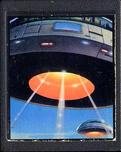 Space Envador - Cartridge Scan