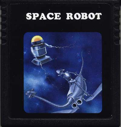 Space Robot - Cartridge Scan