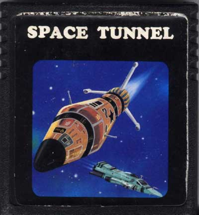 Space Tunnel - Cartridge Scan
