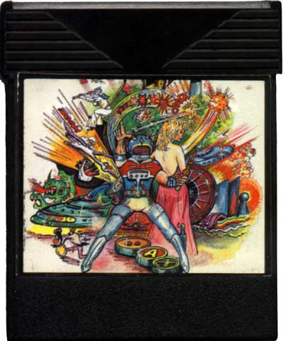 Spider - Cartridge Scan