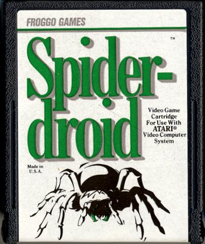 Spiderdroid - Cartridge Scan