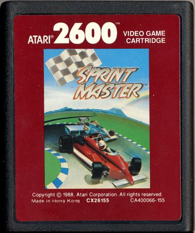 Sprintmaster - Cartridge Scan