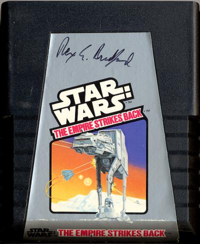 Star Wars: The Empire Strikes Back - Atari 2600 - Parker Brothers