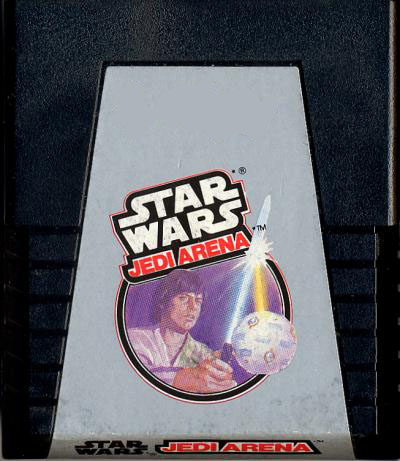 Star Wars: Jedi Arena - Cartridge Scan