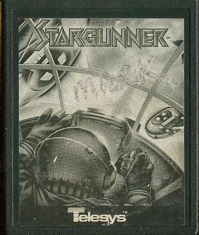 Stargunner - Cartridge Scan